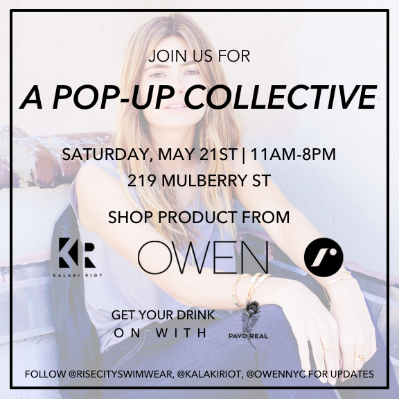Mulberry Street Pop-Up