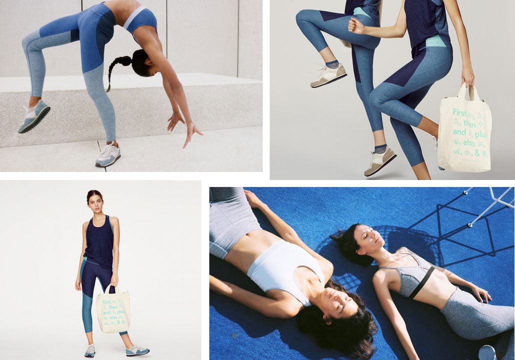 Athleisure Brands To Know on the KR Edit by Kalaki Riot