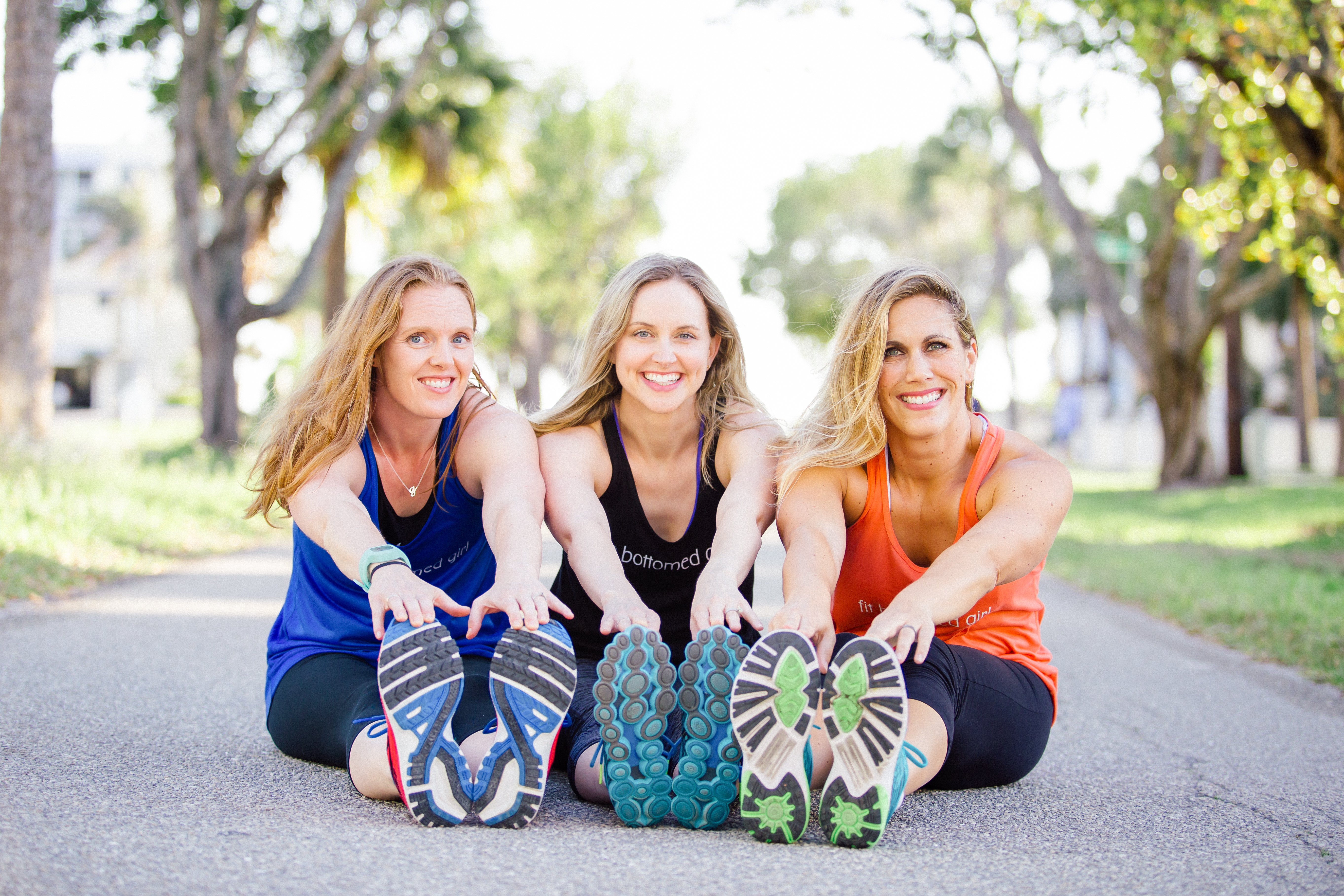 The girls from Fit Bottomed Girls talk about wellness, fitness, and more on the KR Edit